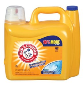 Arm Hammer 3320000106 Best Detergent
