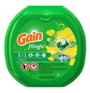 Gain Flings Laundry Pacs