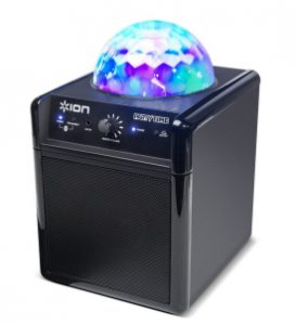 Ion Audio Party Time Portable Bluetooth