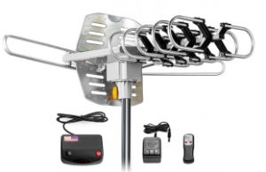 Jeje-Tv-Antenna Outdoor Amplified