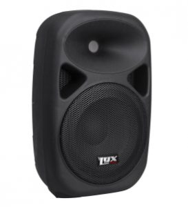 Lyxpro Spa-8-8 Compact Portable Pa System