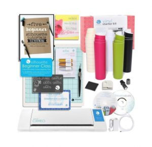 Silhouette0cameo 2 Touch Screen Starter Bundle