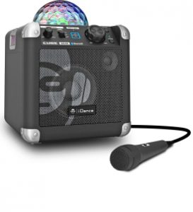iDance Party Cube Boombox Speaker