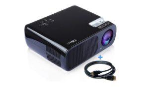 CiBest Video Projector 2600