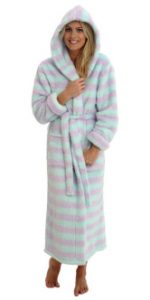 Del Rossa Women's BathRobe