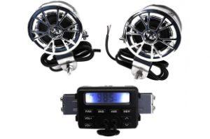 Innoglow Motorcycle Audio Radio Handlebar
