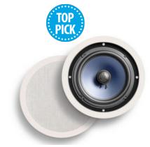 Top Pick In Ceiling Speakers
