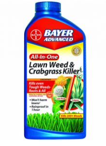 Bayer Advanced 704140 All in One-Lawn Weed Killer-Review