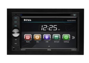 Boss Audio Systems BV9341 Double Din