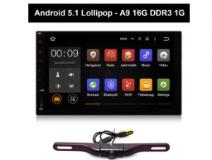 EKYLIN 7 Android 5.1 Car-Pad-Tablet-PC-Radio Stereo Head Unit
