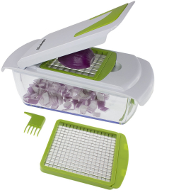 Freshware KT 402 2 in 1 Onion Vegetable Chopper