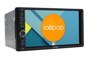 Joying 7-Inch Android-5.1.1 Lollipop Double 2 Din