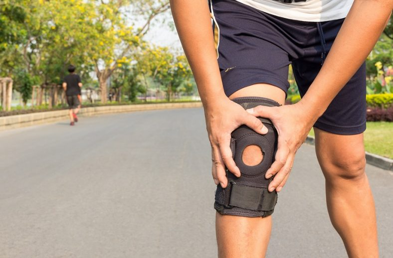 Knee Brace For Running Big