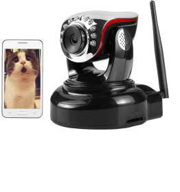 Nexgadget 720P WiFi Security Camera Nanny Cam