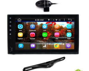 Pyle Double DIN 6.5 HD Touchscreen