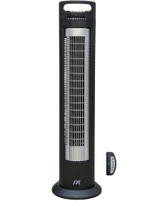 SPT SF 1523 Reclinable Tower Fan