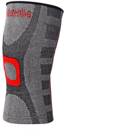b5d647fec9 Kuangmi Knee Brace Compression Sleeve For Pain Relief, Running, Basketball