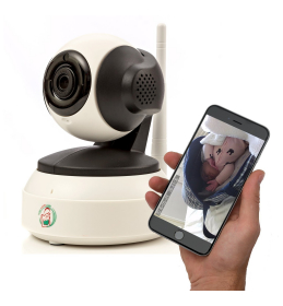 Video baby monitor Nanny camera