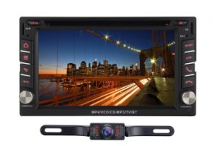 Volsmart Car DVD Player in Dash Touch Screen