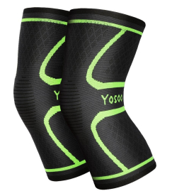 Yosoo Knee Sleeves (Pair) Support for Running