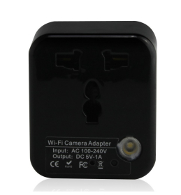 downee Wi-Fi Hidden Camera Adapter NannyCam