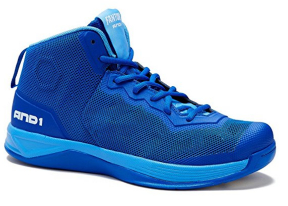 AND1 Mens Fantom Basketball shoe