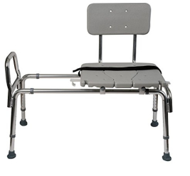 Duro Med Heavy Duty Sliding Transfer Bench