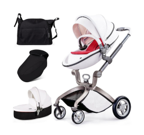 Hot Mom 3 in 1 Travel System and Bassinet Baby Stroller