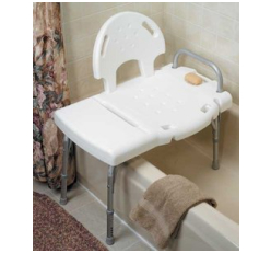 Invacare Bathtub Transfer Bench