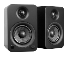 Kanto YU3 4-2 Way Powered Bookshelf Speakers