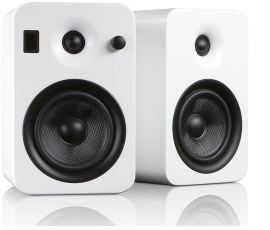 Kanto YUMI Premium Powered Bookshelf Speakers