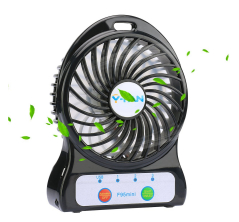 Mini Battery Operated Fan Portable-Review