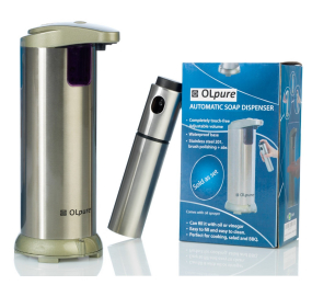 OLpure Automatic Soap Dispenser