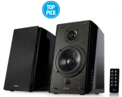 Powered Bookshelf Speakers TopPick