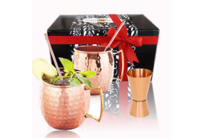Spirit Valley Moscow Mule Copper Mugs