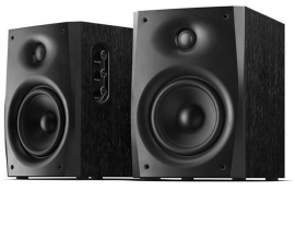 Swans D1080 IV Powered 2.0 Bookshelf Speakers