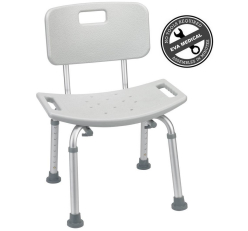 Tool free Spa Bathtub Adjustable Shower Chair