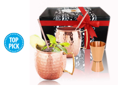 Top Pick Moscow Mule Mugs