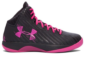 Under Armour Women's UA Jet Basketball