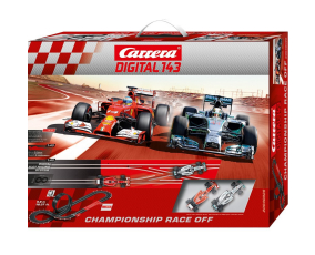Carrera Digital 143 Slot Car Set