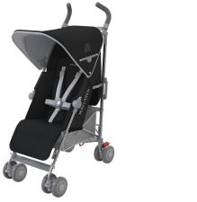 Maclaren Quest Black Stroller