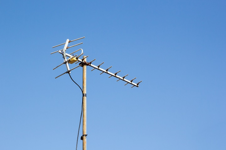 Tv Antenna Big Size