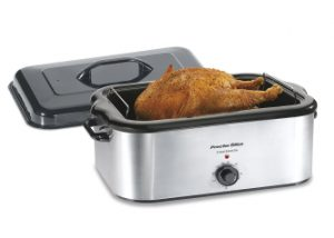 Proctor Silex 32230A Stainless Steel Roaster
