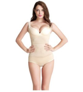 Aibrou Women's Shapewear Body Briefer Slimmer