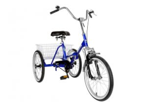 Mantis Tri Rad Folding Adult Tricycle