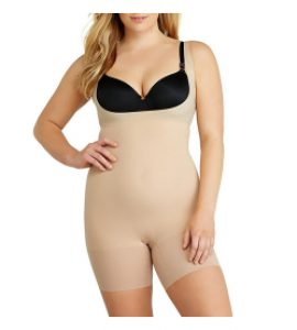 Shape My Day Medium Control Open Bust