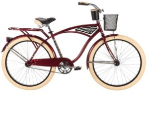 Huffy Bicycle Company Men's Deluxe Bike