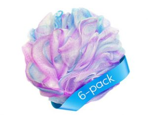 Loofah Bath Sponge set
