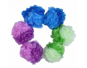Loofah Bath and Shower Sponge 6 Pack