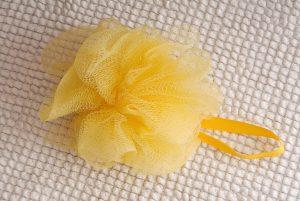 Loofah Sponges Poufs